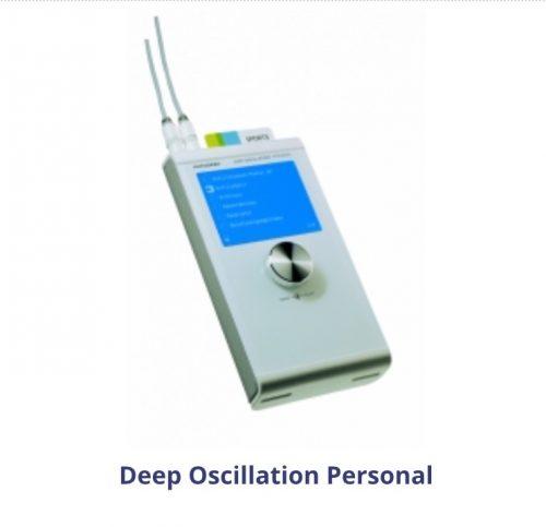 Deep Oscillation apparaat
