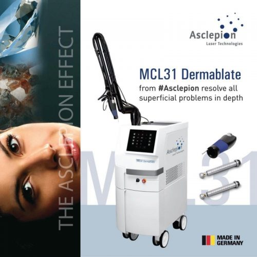 MCL31 Dermablate  – YAG Class 4