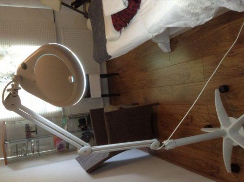 Loeplamp (verrijdbaar)