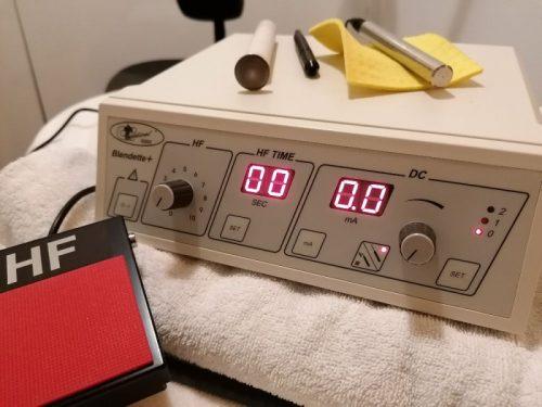 Blendette + Elektrisch ontharingsapparaat